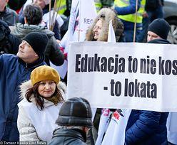 """Strajk nauczycieli. ZPP wspiera, ale też zarzuca """"brak odpowiedzialności"""""""