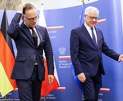 """Reparacje wojenne dla Polski. Szef niemieckiej dyplomacji: """"sprawa zamknięta"""""""