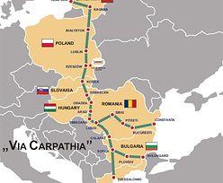 Via Carpatia ze wsparciem ministrów transportu krajów UE