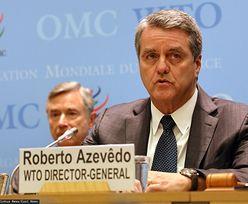 Szef WTO ostrzega, że skutki kryzysu wywołanego pandemią będą gorsze niż to, co pamiętamy z 2008 r.