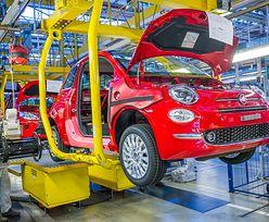 Fiat na liście przejęć Peugeota. Akcje idą w górę