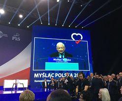 Konwencja PiS. Jarosław Kaczyński zapowiada nowy program