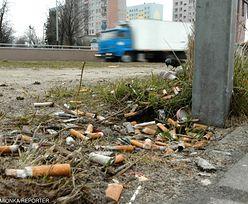 """Kaucja za niedopałek papierosa. Taki pomysł mają Niemcy. """"Warte rozważenia"""", mówią polskie samorządy"""