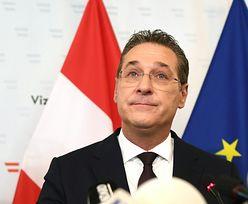 Wicekanclerz Austrii Heinz-Christian Strache ustępuje. Echa afery korupcyjnej