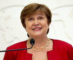 Kristalina Georgiewa została szefową MFW