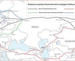 Polska infrastruktura towarowa zasługuje jedynie na trzy plus