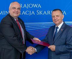 Tomasz Słaboszowski wiceministrem finansów. To specjalista od podatków