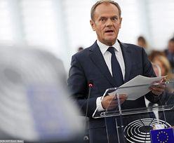 Donald Tusk z przesłaniem do Brytyjczyków: nie bójcie się powstrzymać brexitu