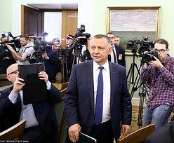 Marian Banaś zostanie zawieszony? Taki scenariusz będzie zgodny z prawem
