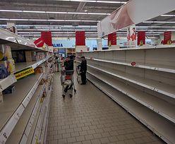 Producenci żywności boją się koronawirusa. Rząd jednak uspokaja: jedzenia nie zabraknie