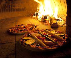 Walka ze smogiem. Pizzę z pieca opalanego drewnem zaserwują tylko duże lokale