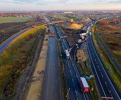 Drogowcy zamykają A1. Bedą wyburzać wiadukt