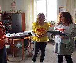 Strajk nauczycieli. Okupacja małopolskiego kuratorium oświaty