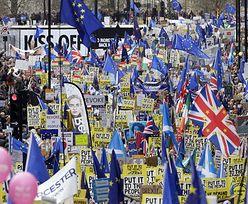Brexit. Niemal milion zwolenników kolejnego referendum to nowa siła w politycznej układance