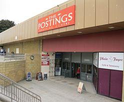 Szkockie centrum handlowe wystawione na sprzedaż za 1 funta. Budowa pochłonęła 4,2 mln