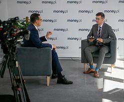 """Premier Morawiecki dla money.pl o 500+: """"Dokonaliśmy 100-procentowej waloryzacji"""""""