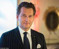 """Michał Lisiecki, wydawca """"Wprost"""" i """"Do Rzeczy"""", zatrzymany przez CBA. W tle wyłudzenia"""