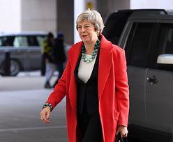 Głosowanie w parlamencie nad umową Theresy May w sprawie brexitu 15 stycznia