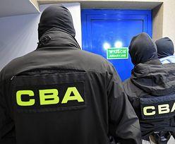 Trzy osoby próbowały wyłudzić 100 mln złotych. Zatrzymało je CBA