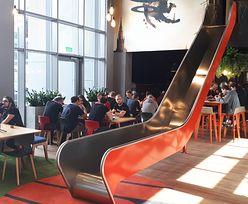 Techland otwiera nową siedzibę. Pokój drzemki, barber i zjeżdżalnia do kuchni