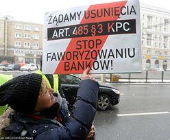 """""""Money. To się liczy"""". Banki apelują ws. ustawy frankowej"""