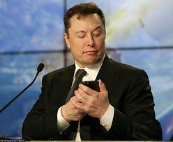 """Koronawirus. Elon Musk: """"panika jest głupia"""""""