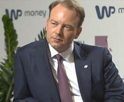 Prezes PZU zdradza kulisy rozmów w Davos. Polityka odchodzi na boczny tor