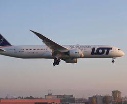 Nowy Dreamliner w PLL LOT. Pierwszy rejs jeszcze w piątek