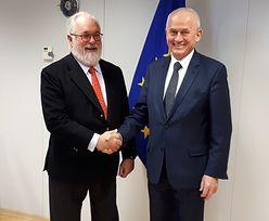 Ustawa o cenach prądu. Minister energii tłumaczy się w Brukseli