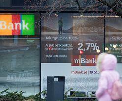 mBank skarży się na Polskę. Chodzi o sprawę frankowiczów