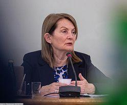 Elżbieta Chojna-Duch dla money.pl o propozycji pracy w Trybunale Konstytucyjnym: Nagroda? Jaka nagroda?