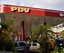 Kryzys w Wenezueli. Gigant naftowy przenosi rachunki bankowe do Rosji