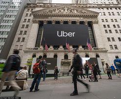 Uber coraz popularniejszy, ale traci pieniądze. W 2019 roku był 8,5 mld dolarów na minusie