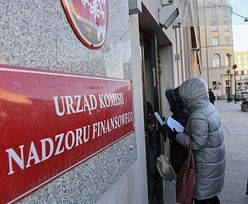 KNF nakłada karę na prezesa Wilbo SA. 300 tys. zł