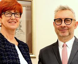 Minister Rafalska ma nowego podsekretarza stanu. Premier powołał Kazimierza Kuberskiego