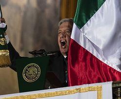 Wielka licytacja łupów gangsterów. Prezydent Meksyku sprzedaje ich majątek
