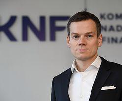 Nowy szef KNF zapowiada daleko idące zmiany. Chce wzmocnić kontrolę wewnętrzną