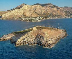 Isola delle Femmine - włoska wyspa z okolic Palermo ponownie wystawiona na sprzedaż