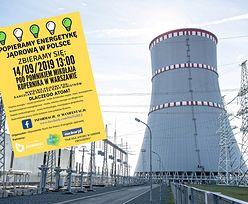 """""""Popieramy energetykę jądrową"""". Szykuje się manifestacja w stolicy"""