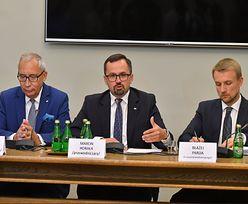 Komisja ds. VAT. Marcin Horała chce postawić Tuska i Kopacz przed Trybunałem Stanu