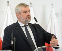 """Ardanowski o kandydaturze Janusza Wojciechowskiego na komisarza UE: """"będę go wspierał"""""""