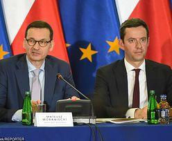 Rekonstrukcja rządu. Marcin Ociepa został powołany na sekretarza stanu w MPiT