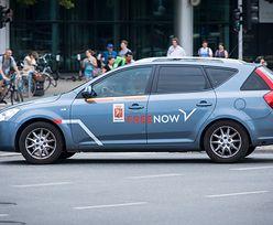 FreeNow jak Uber. Firma dopuściła kierowców bez licencji taxi