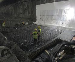 Prace na Zakopiance. Najdłuższy tunel w Polsce zyskał kolejne metry