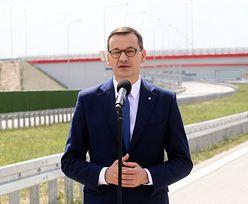Autostrada A1. Premier Mateusz Morawiecki otworzył kolejny odcinek na Śląsku