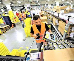 Amazon uruchamia kolejne centrum logistyczne w Polsce. Szuka 1 tys. pracowników