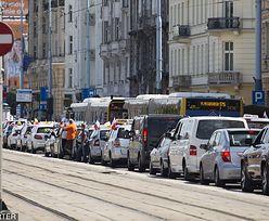 Strajk taksówkarzy. Szykuje się wielki paraliż, chcą zablokować pół Warszawy