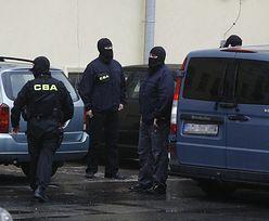 CBA zatrzymało 6 osób. Wśród nich były wiceszef ABW