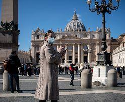 Włosi proszą, by turyści wrócili do domu. Plac i Bazylika Świętego Piotra zamknięte