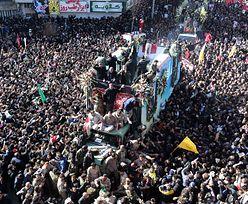 Iran grozi USA. Konflikt narasta. Amerykanie mogą nas poprosić o wojskowe wsparcie